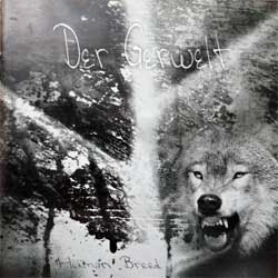 DER GERWELT ''Human Breed'' (2003 Russian press, ex/mint) (CD)