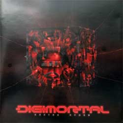 "DIGIMORTAL ""Клетка крови"" (2008 Russian press, CDM 0908-2911/u, near mint/near mint) (CD)"