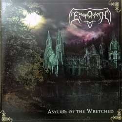 ESGHARIOTH ''Asylum Of The Wretched'' (2009 Russian press, MP-32, mint/mint) (CD)