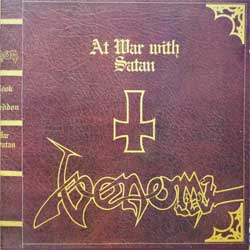 VENOM ''At War With Satan'' (1984/2002 RI 2006 Russian press, CMRCD473, mint/mint) (CD)