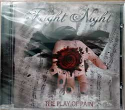 FRIGHT NIGHT ''The Play Of Pain'' (2009 Russian RARE press, JN-110-2, mint/mint, still sealed) (CD)