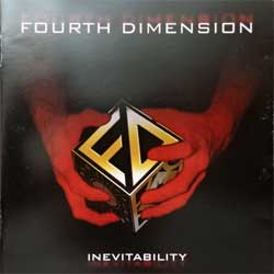 FOURTH DIMENSION ''Inevitability'' (2004 Russian press, CDM 0304-1778, ex-/ex) (CD) (D)