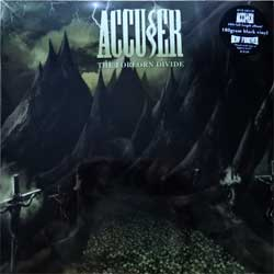 винил LP ACCUSER ''The Forlorn Divide'' (2016 German press, 180 gr black vinyl, 3984-15437-1, new, sealed)