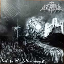 САТАНАКОЗЁЛ (VALHALLA) ''Hail To The Fallen Majesty'' (2004 Russian press, CDM 1203-1644, ex-/mint) (CD)