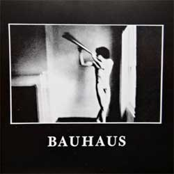 BAUHAUS ''In The Flat Field'' (1980 RI 1998 USA press, 652637001327, matrix WEA mfg. Olyphant X19326 Q9 4AD 13-2 01 M1S4 CI, mint/mint) (CD)