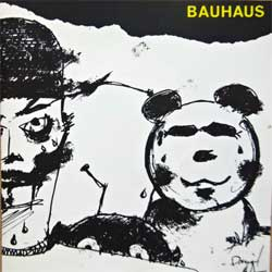 BAUHAUS ''Mask'' (1981 RI 1990's UK press, 5 bonustracks, BBL 29 CD, matrix Sonopress(logo) 52234630/BBL29CD 21, mint/mint) (CD)