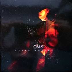 BAUHAUS (PETER MURPHY) ''Dust'' (2002 press, MET 238, matrix WEA mfg. Olyphant Z07318 4 MET2 80238-2 01 M1S1, mint/mint) (CD) (D)