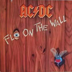 винил LP AC-DC ''Fly On The Wall'' (1985 USA press, insert, 7/81263-1-E, ex/ex)