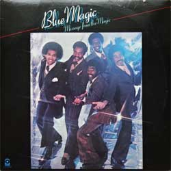 винил LP BLUE MAGIC ''Message From The Magic'' (1978 USA press, SD 38-104, ex-/ex-)