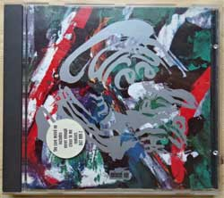 CURE ''Mixed Up'' (1990 German press (PDO), sticker, 847 099-2/FIXCD 18, ex/mint) (CD)