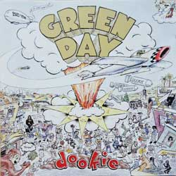 GREEN DAY ''Dookie'' (1994 German press, WME, 9362-45529-2, vg/ex+) (CD)