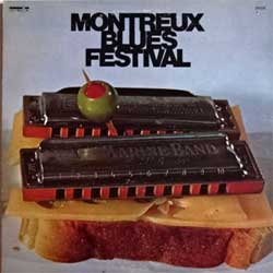 винил LP va MONTREUX BLUES FESTIVAL (2LP-gatefold) (1972 USA press, EX 28026, ex-/ex-)