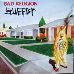 BAD RELIGION ''Suffer'' (1988 RI 2007 Russian RARE press, 86701-2, mint/mint) (CD)