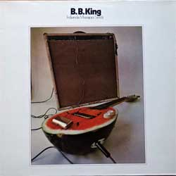 винил LP B.B. KING ''Indianola Mississippi Seeds'' (1970 RI 1987 UK press, CLALP 141, ex/ex+)