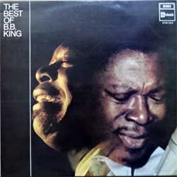 винил LP B.B. KING ''The Best Of B.B. King'' (1970 Hollland press, laminated, 5C054-90296, ex-/ex)