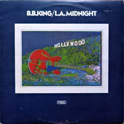 винил LP B.B. KING ''L.A. Midnight'' (1971 UK 1st press, SPB 1051 (IE062o93207), vg+/vg+)