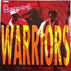 винил LP ASWAD ''Warriors'' (4-track 12'') (1994 UK press, 12BUBB4, ex-/ex)