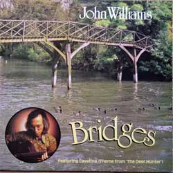 винил LP JOHN WILLIAMS ''Bridges'' (1979 UK press, WH 5015, ex-/ex+)