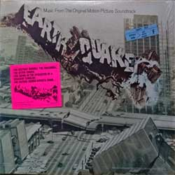 винил LP JOHN WILLIAMS ''Earthquake - OST'' (1974 USA press, sticker, MCA-2081, shink wrap, ex/near mint)