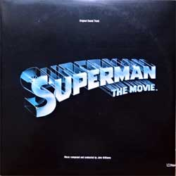 винил LP JOGN WILLIAMS ''Superman The Movie OST'' (2LP-gatefold) (1978 USA press, 3 inserts, 2BSK 3257, ex-/ex-)