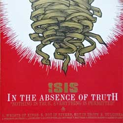 ISIS ''In The Absence Of Truth'' (2006 USA press, IPC-81, matrix EDC(logo) IPC 81 01$ T made in USA, near mint/mint) (CD)