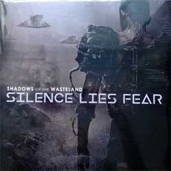 винил LP SILENCE LIES FEAR ''Shadows Of The Wasteland'' (2018 Russian press, limited edition 300 copies, SAPVNL 001, new, sealed)