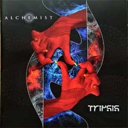 ALCHEMIST ''Tripsis'' (2007 USA press, RR 6730-2, matrix DADR 0LK76<7232>6730, mint/mint) (CD)