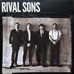 RIVAL SONS ''Great Western Valkyrie'' (2014 Russian RARE press, 5055006551617, vg+/mint) (CD)