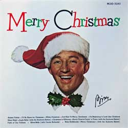 BING CROSBY ''Merry Christmas'' (1961 RI late 1980's USA press, AAD, MCAD-31143, barcode 076731114323, matrix MCAD-31143-A1C397, mint/mint) (CD)
