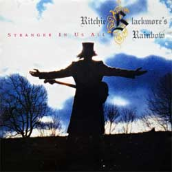 RAINBOW (RITCHIE BLACKMORE'S RAINBOW) ''Stranger In Us All'' (1995 Russian RARE press, 74321303372, matrix CDP 5010*1, vg+/ex+) (CD)