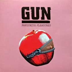 GUN ''Favourite Pleasures'' (2017 Russian RARE press, GUNFPCD001X, mint/mint) (CD)