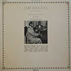 винил LP DUKE ELLINGTON And His Orchestra ''Indiana Live Session June 1945 (Jazz Anthology Serie)'' (1977 France press, laminated, 30 JA 5135, ex+/ex)