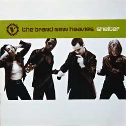 BRAND NEW HEAVIES ''Shelter'' (1997 UK press, 828 975-2, matrx PMDC, mint/mint) (CD)