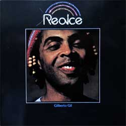GILBERTO GIL ''Realce'' (1979 RI German press, 2292-53068-2, matrix WMME, near mint/near mint) (CD) (D)