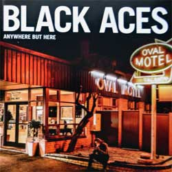 BLACK ACES ''Anywhere But Here'' (2017 Russian RARE press, OYR048, ex/mint) (CD)