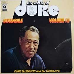 винил LP DUKE ELLINGTON and His Orchestra ''The Works Of Duke - Integrale Volume 15 (Black & White Series)''  (197? France press, FXM1 7135, ex+/ex)