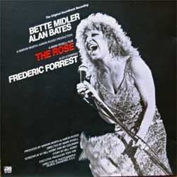 BETTE MIDLER ''The Rose OST'' (1979 RI German press, 7567-16010-2, matrix RSA, ex/ex+) (CD)