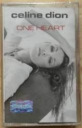аудиокассета CELINE DION ''One Heart'' (2003 Russian press, 510877 2, mint/mint, still sealed) (D) (MC1247)