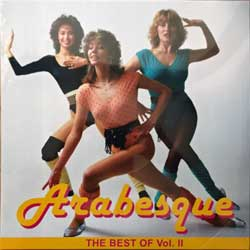 винил LP ARABESQUE ''The Best Of Vol.II'' (2018 Russian press, 4640004137898, new, sealed) (D)