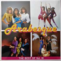 винил LP ARABESQUE ''The Best Of Vol.III'' (2018 Russian press, 4640004137904, new, sealed) (D)