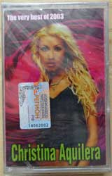 аудиокассета CHRISTINA AGUILERA ''The Vey Best Of 2003'' (2003 Russian press, mint/mint, still sealed) (MC1249)