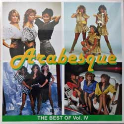винил LP ARABESQUE ''The Best Of Vol.IV'' (2018 Russian press, 4640004137911, new, sealed) (D)