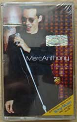 аудиокассета MARC ANTHONY (1999 Russian press, 494937 4, mint/mint, still sealed) (D) (MC1272)