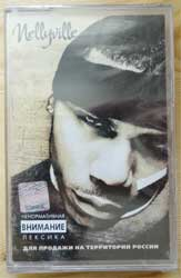 аудиокассета NELLY ''Nellyville'' (2002 Russian press, 017 747-4, mint/mint, still sealed) (D) (MC1279)