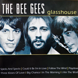 BEE GEES ''Glasshouse'' (2005 Holland press, UAX 96302, matrix PPD/UAX 96302 21, ex+/ex+) (CD)