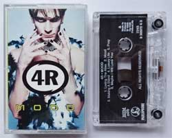 аудиокассета 4R ''Mood'' (1996 Finland RARE press, 10-pages booklette, 7243 8 36972 4 3, ex+/ex+) (MC837)