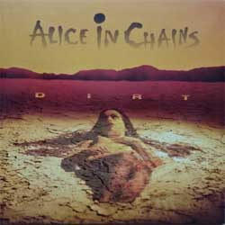 ALICE IN CHAINS ''Dirt'' (1992 RI Austria press, COL 4723302, matrix Sony Music S0147233011-0102 35 A4, mint/mint) (CD)