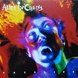 ALICE IN CHAINS ''Facelift'' (1990 RI USA press, CK 46075, matrix DIDP--072833 K4 1B 21, mint/mint) (CD)