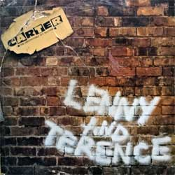 винил LP CARTER THE UNSTOPPABLE SEX MACHINE ''Lenny And Terence'' (4-track 12'') (1993 UK press, 12 USM 8, vg/vg)