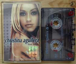 аудиокассета CHRISTINA AGUILERA ''Mi Reflejo'' (2000 Russian press, 07863 69323 4, mint/mint) (MC1371)